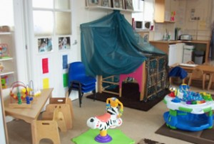 meadows nursery toddler room